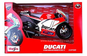 NICKY HAYDEN #69 DUCATI MOTOGP 2012 - 1:10 NEW!!!  #0428