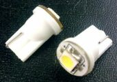 2 x Super bright Luxeon LED Interior Dome Light Fit All Cars #0001