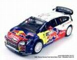 2009 Citroen Total World Rally - Sebastien Loeb 1:32 #1 #0299