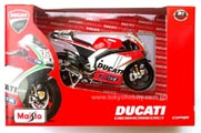 NICKY HAYDEN #69 DUCATI MOTOGP 2012 - 1:18 NEW!!!  #0424