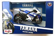 BEN SPIES #11 YAMAHA MOTOGP 2012 - 1:18 NEW!!!  #0425