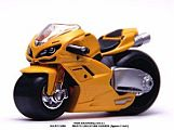DUCATI 1098 CARICATURE VERSION MAISTO (free shipping) approx 3 inch y #0436